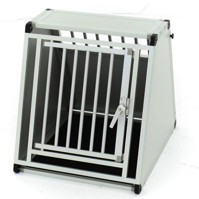 Cage chien auto Rex 65 x 60 x 82