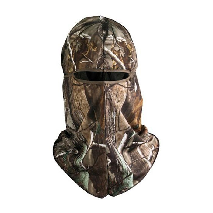 Cagoule balaclava verney carrron match vert camouflage chasse