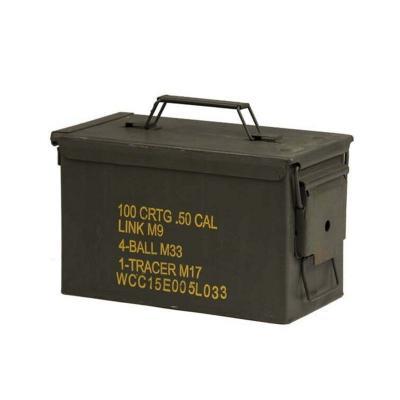 Caisse à munition calibre 50 / 5,56