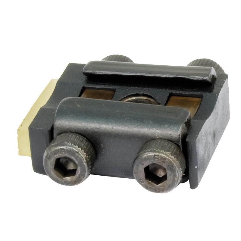 Cale a triple serrage pour rail 11 mm carabine air comprime