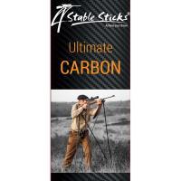 Canne pirsch 4 stable stick bush ultimate carbon en carbone1