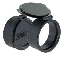 Bonnette optique noir Quake Industries