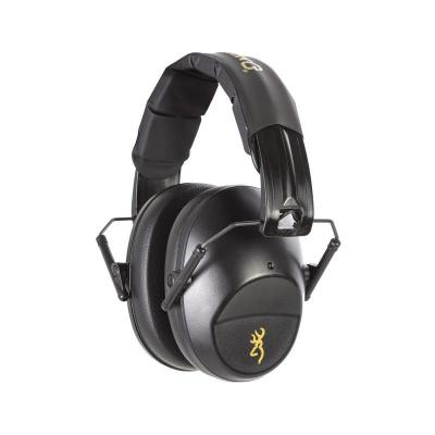 Casque anti bruit passif browning compact 126101990 chasse