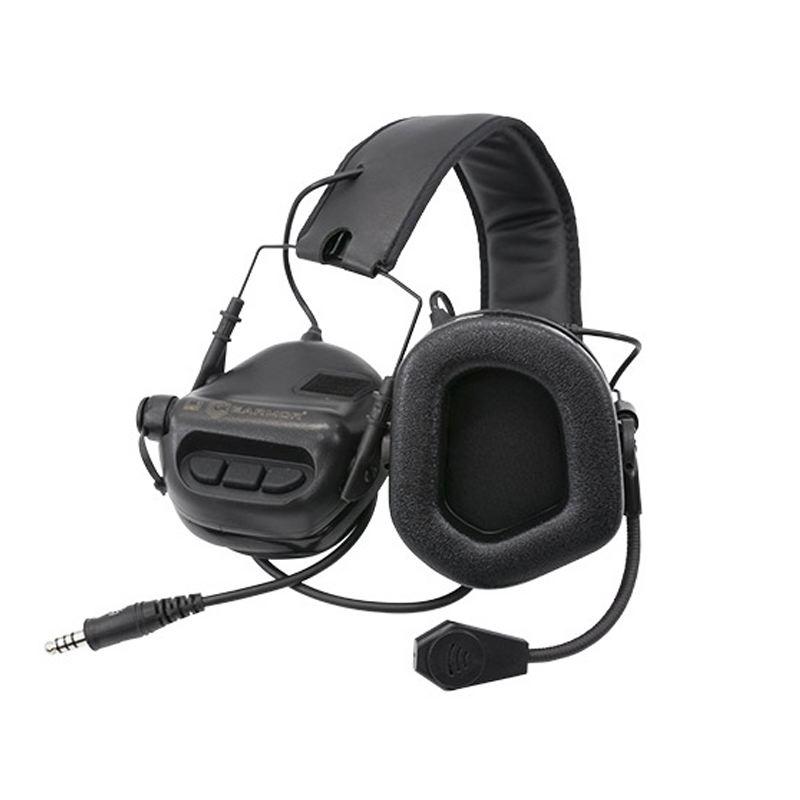 Casque e lectronique earmor m32nrr22 avec micro communication1