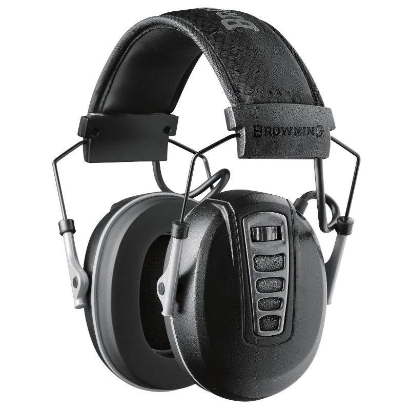 Casque e lectronique micro omnidirectionnel browning cadence