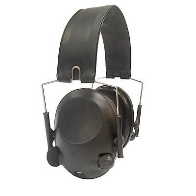 Casque electronique anti-bruit snr 25 dB - couleur : noir
