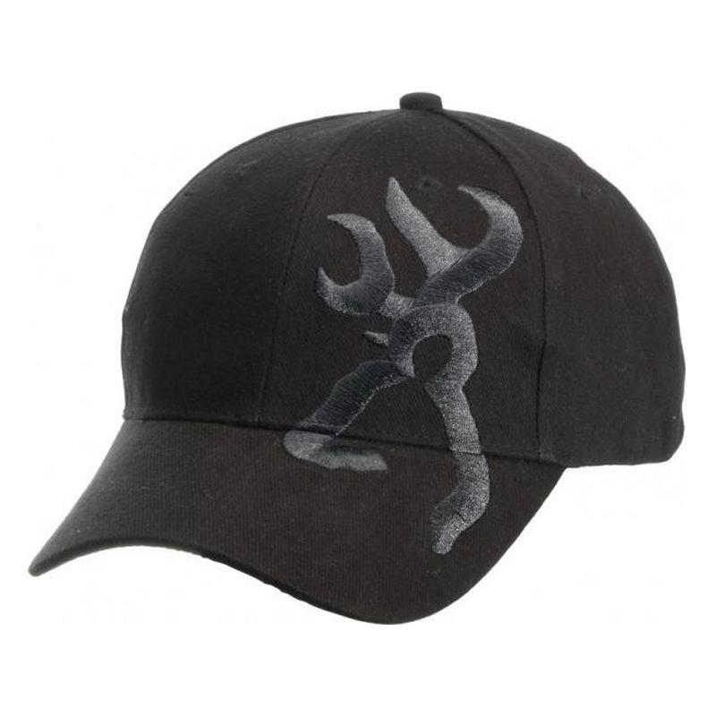 Casquette big buck noire Browning