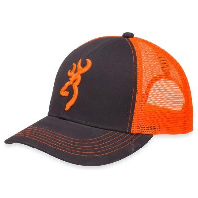 Casquette browning flashback orange noire le ge re 308177621