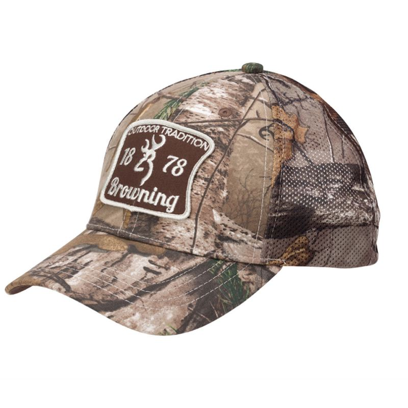 Casquette browning outdoor tradition rtx 308172241 camouflage