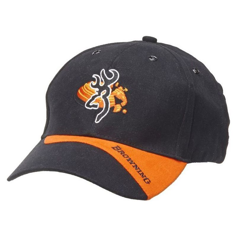 Casquette claybuster browning pas che re pour chasse