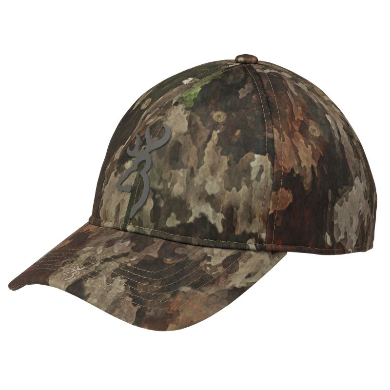 Casquette de chasse camouflage browning speed tdx 308826321
