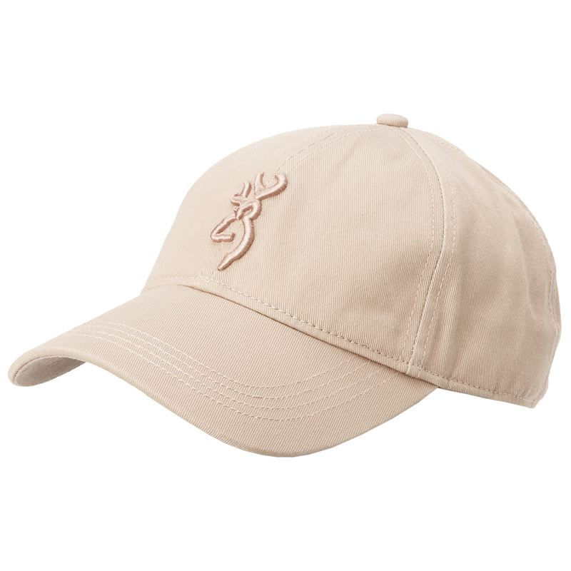 Casquette legere 100 coton browning cotton brown 308000681