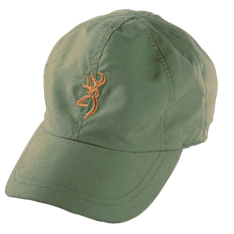 Casquette re versible orange kaki browning pour chasse