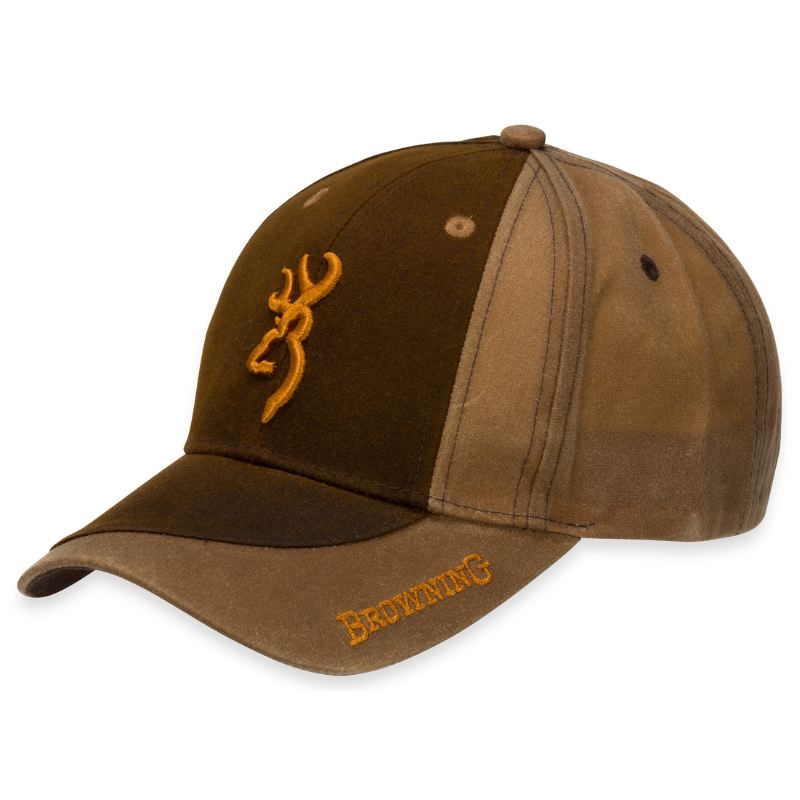 Casquette reglable browning two tone 308192981 100 coton
