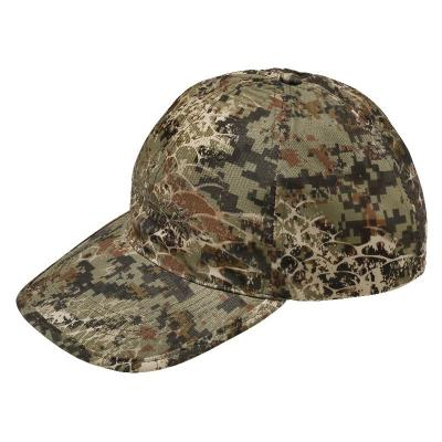 Casquette verney carron softshell ghostcamo snake forest