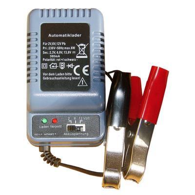 Chargeur de batterie d'agrainoir