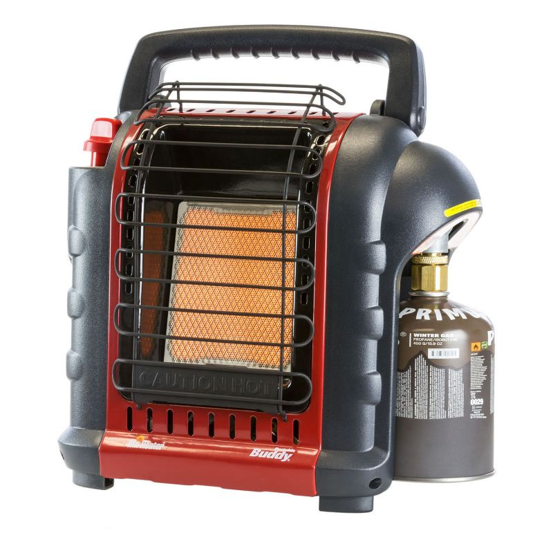 chauffage gaz 21m3 de hutte de chasse mr heater little buddy. Black Bedroom Furniture Sets. Home Design Ideas