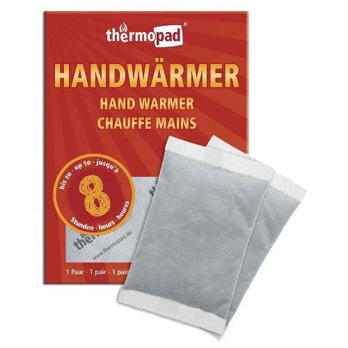 Chaufferette chauffante pour mains 8 heures thermopad