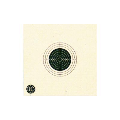 cible carton 10x10 cm x 1000