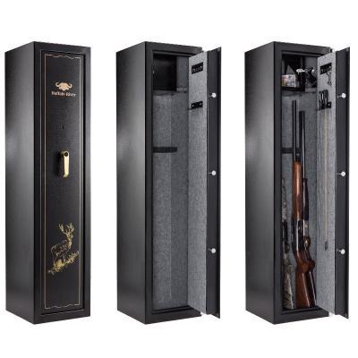 Coffre fort Buffalo River premium 7 armes ouverture 1 clé