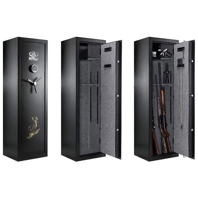 Coffre fort Buffalo River Premium Digital 10 armes à combinaison