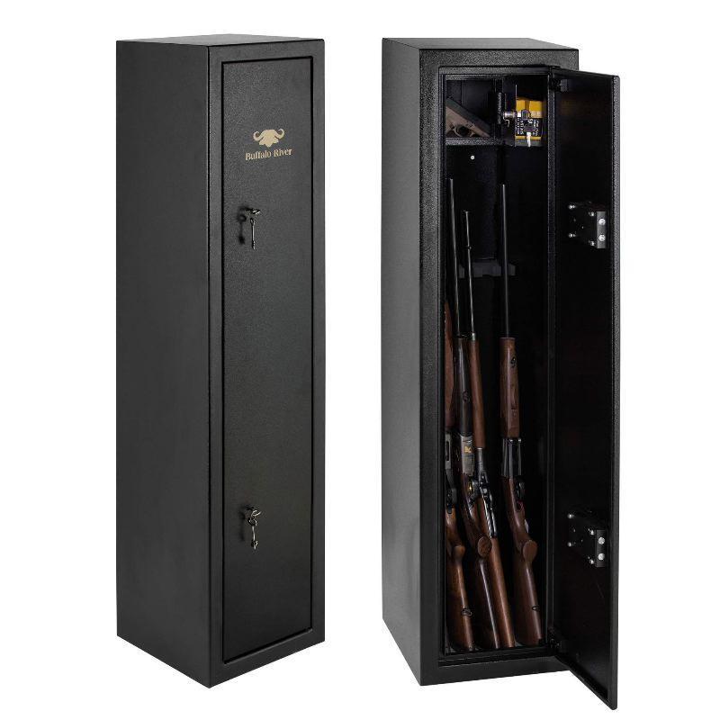 Coffre fort Buffalo River First 7 armes avec ouverture 2 clés