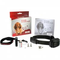 Collier anti aboiement e lectronique pour petit chien