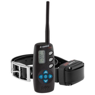 Collier de dressage électronique pour 1 chien Dogtrace D-control 1000 +