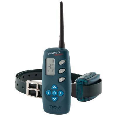 Collier de dressage électronique pour 1 chien Dogtrace D-control 900 E.T mini