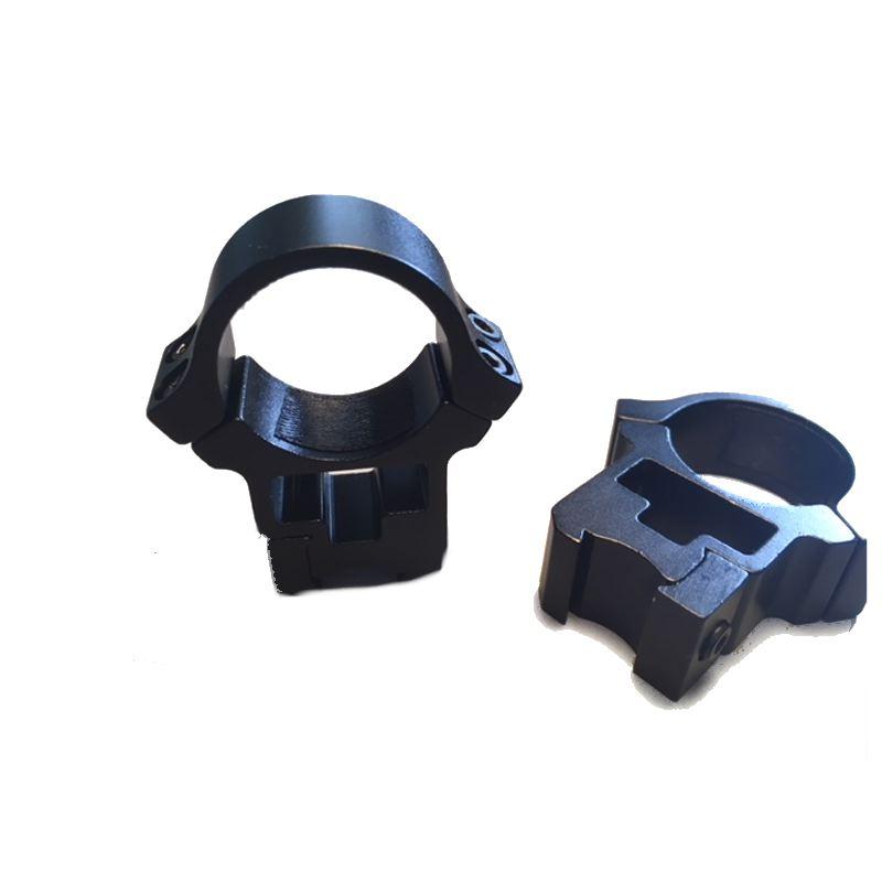 Collier de montage baikal haut lunette 25 4mm sur rail 11mm 1