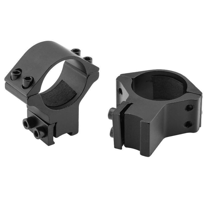Collier de montage bas pour lunette 30mm sur rail de 11mm