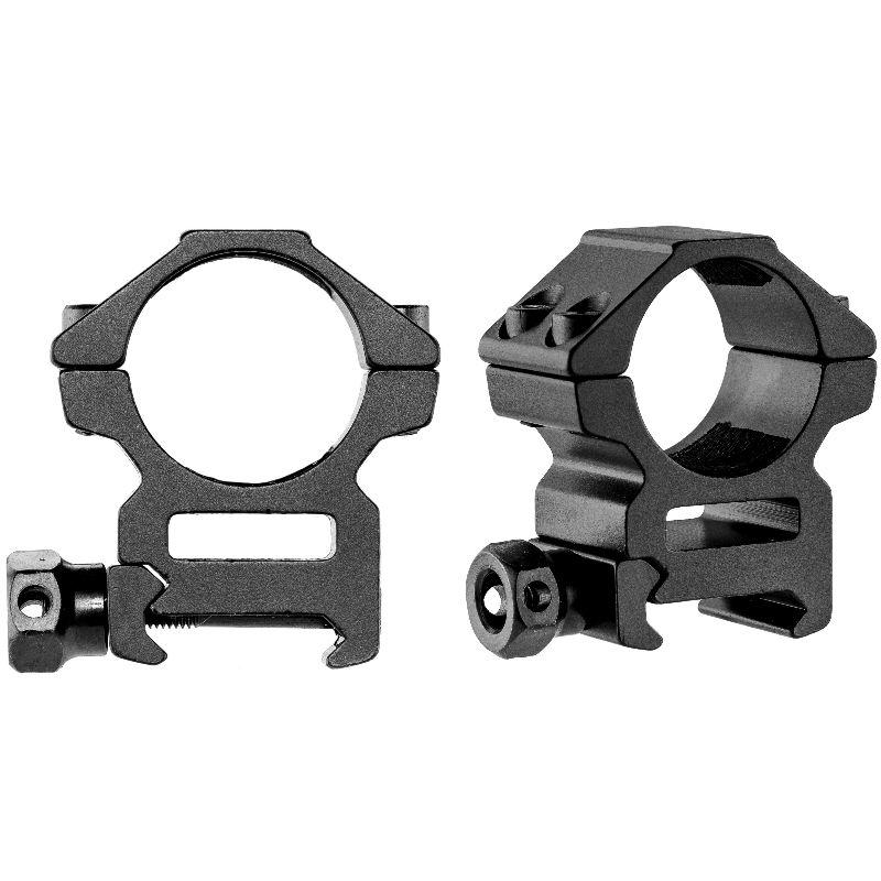 Collier de montage bas pour lunette 30mm sur rail de 21mm