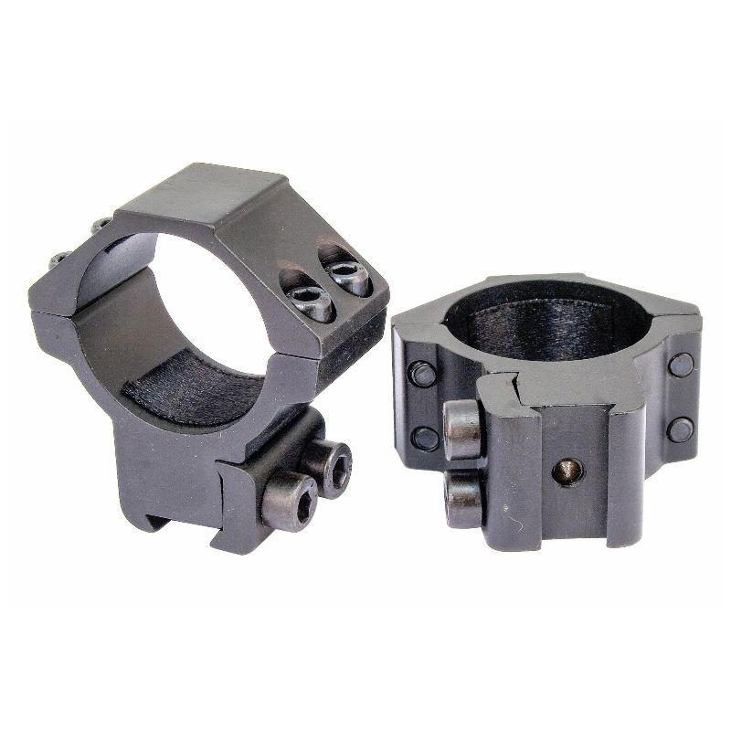 Collier de montage medium pour lunette 30mm sur rail de 11mm