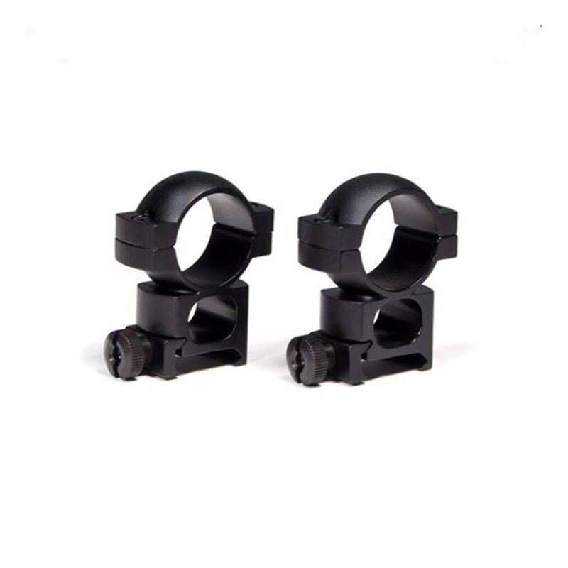 Collier lunette de tir vortex hunter hauteur 31 mm 25 4mm