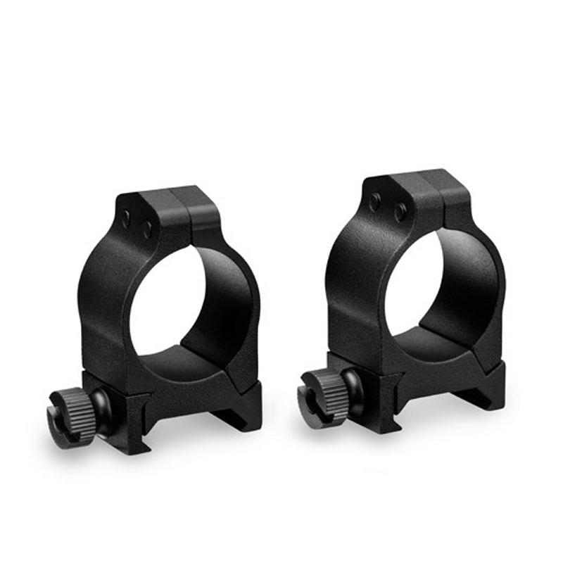 Collier lunette de tir vortex viper bas hauteur 20 mm 25 4mm