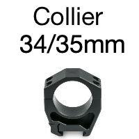 Collier pour lunette 34 et 35mm