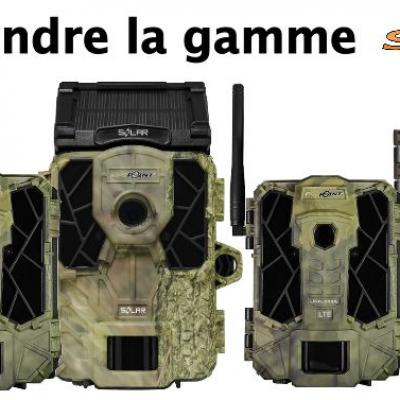 Comprendre la gamme spypoint