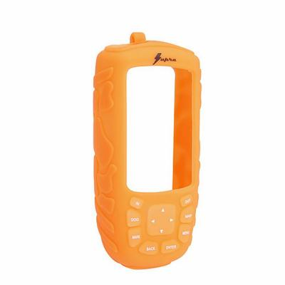 Coque silicone orange Supra