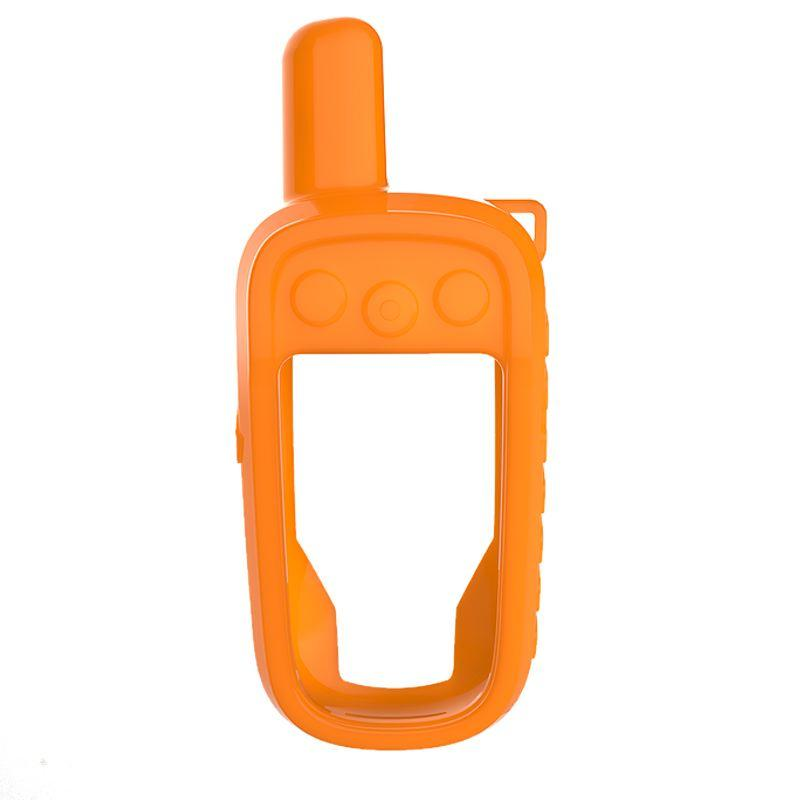 Coque silicone orange Supra