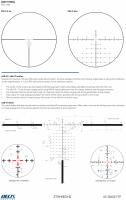 Delta optical reticule lrd 1t