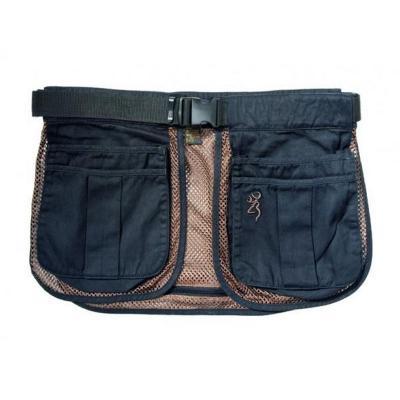 Demi gilet de tir ceinture porte cartouches Hidalgo Browning