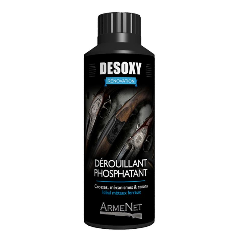 Derouillant phosphatant armenet desoxy 250ml enleve rouille