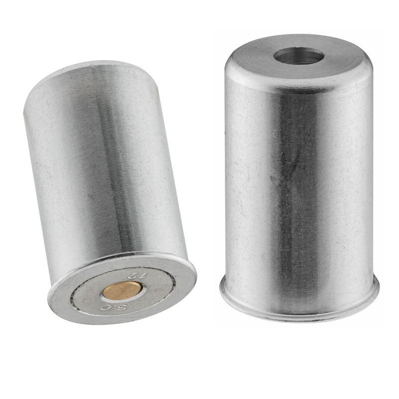 Douille amortisseur en aluminium cal 12 16 20 28 410