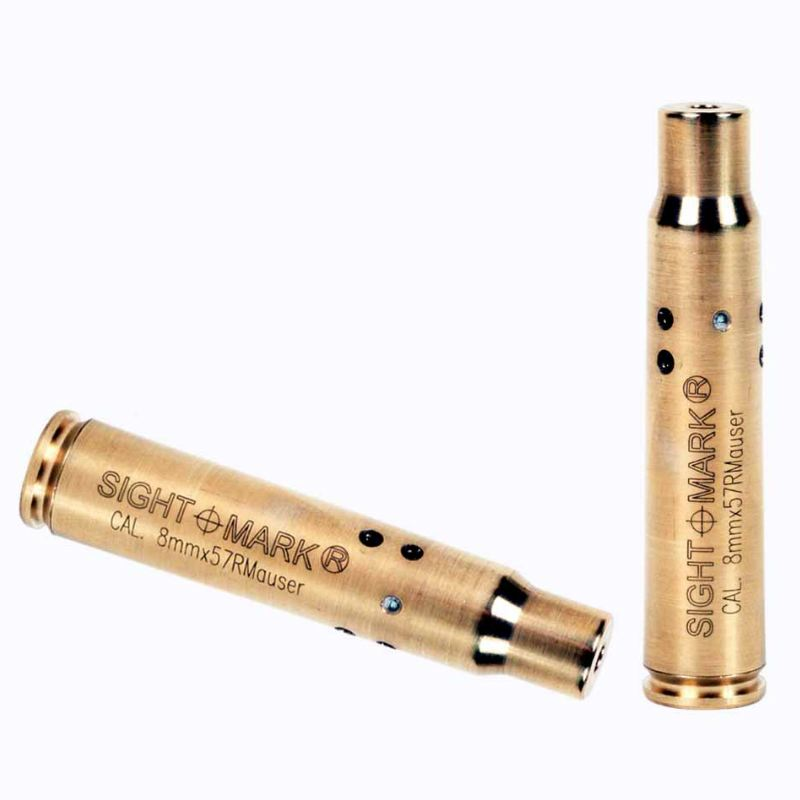 Douille re glage laser pour calibre 8x57 r mauser sightmark