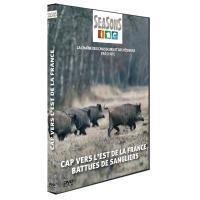 DVD Cap vers l'est de la France : battues de sangliers , Seasons