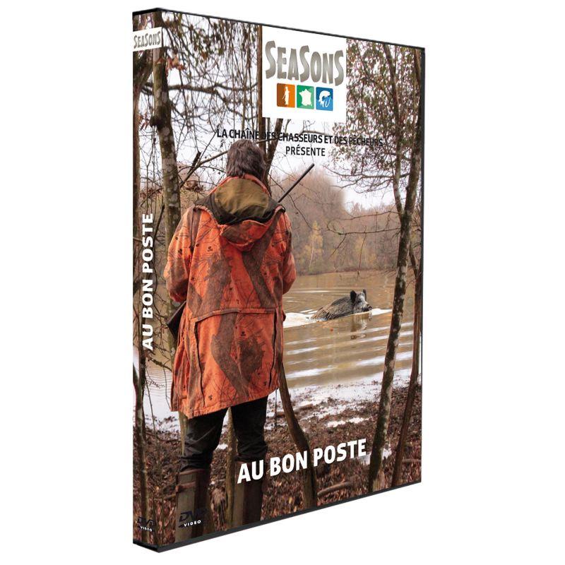 Dvd chasse au bon poste seasons 260
