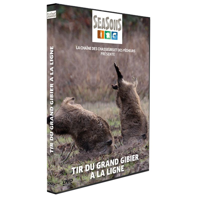 Dvd chasse gros gibier a la ligne seasons 239 sangliers