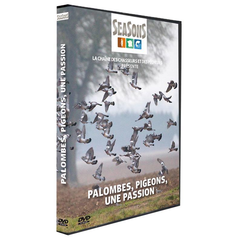 Dvd chasse palombes pigeons une passion seasons a 20 euros