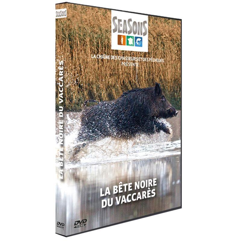 Dvd la be te noire du vaccare s sanglier seasons 256