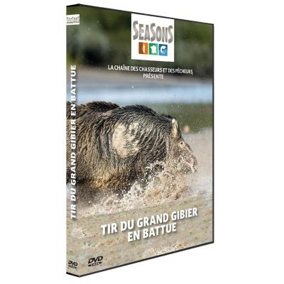 DVD Tir du grand gibier en battue , Seasons